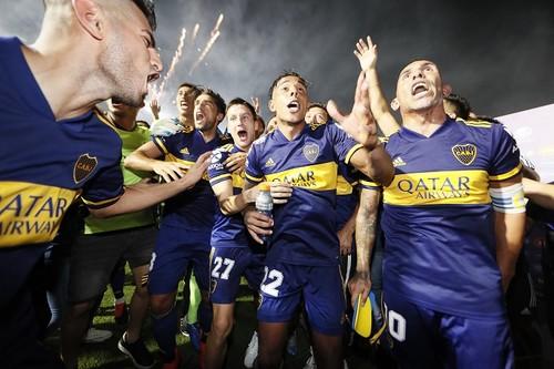 Бока Хуніорс в 34-й раз стала чемпіоном Аргентини