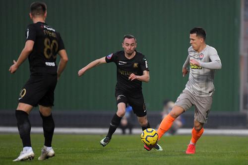 Колос забил три гола в ворота Шахтера, но не сумел набрать очки