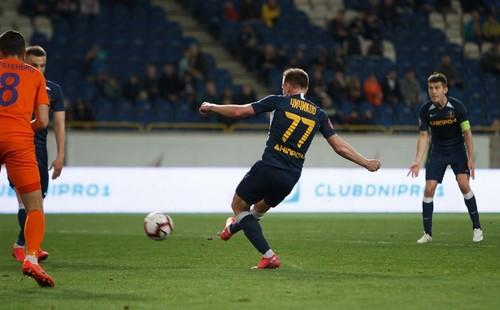 Днепр-1 – Мариуполь – 3:0. Видео голов и обзор матча