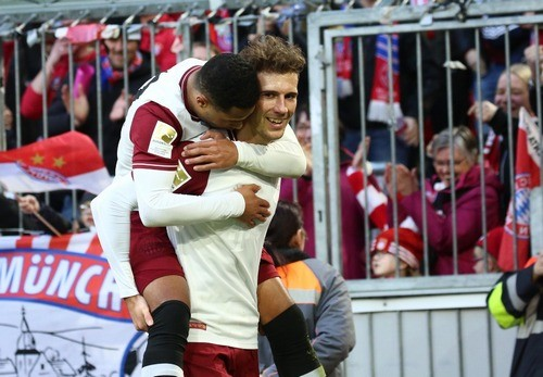 Бавария — Аугсбург — 2:0. Видео голов и обзор матча