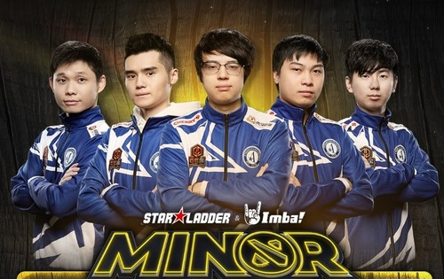 Team Aster стали чемпионами StarLadder ImbaTV Dota 2 Minor Season 3