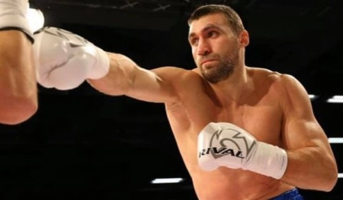 Віктор Вихрист дізнався суперника і дату другого бою в профі