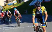 Украинский велогонщик рассказал, почему остался во время пандемии в Италии