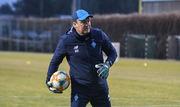 Тренер вратарей Динамо: «Работаем с Бойко и Бущаном»