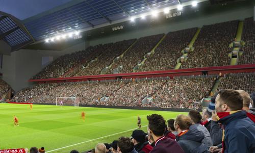 Вірус напружує. Ліверпуль на рік відклав реконструкцію стадіону Енфілд