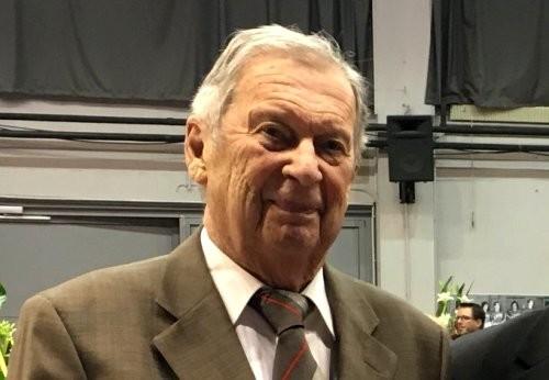 Пішов із життя один із засновників Європейської конфедерації волейболу