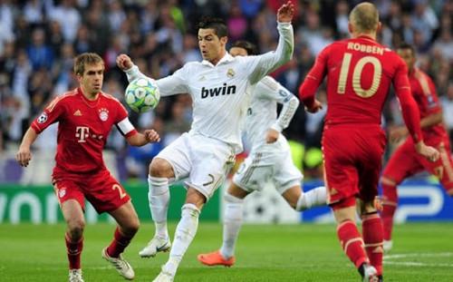 ВИДЕО. Как Реал уничтожил Баварию на Альянц Арене