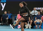 ВІДЕО. Серена Вільямс зіграла в теніс сама з собою