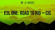 ESL One: Road to Rio – СНГ. Календарь и результаты турнира
