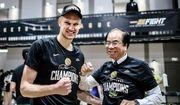 Игорь Зайцев признан одним из лучших игроков Тайваня