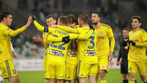 БАТЕ відіграв гандикап зі Славією та вийшов у фінал Кубка Білорусі