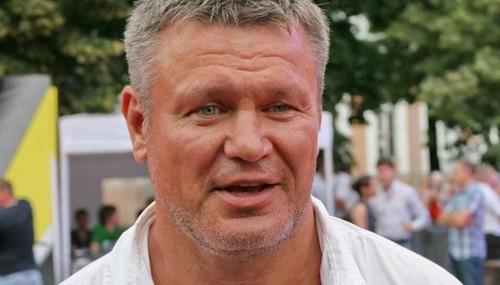 Колишній боєць UFC: «Борці – приємні хлопці. Хіба Путін з відбитою головою?