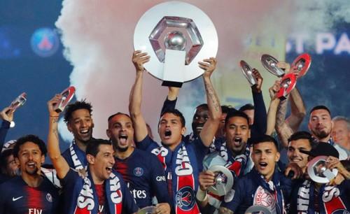 ОФИЦИАЛЬНО. ПСЖ объявлен чемпионом Франции в сезоне 2019/20