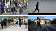 ФОТО. Свобода: іспанці масово вийшли на вулиці для занять спортом