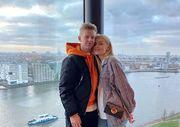 ФОТО. Зінченко і Седан грають в бадмінтон на карантині