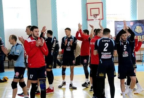 Болельщики ВК Сердце Подолья выбирают лучших игроков прошедшего сезона