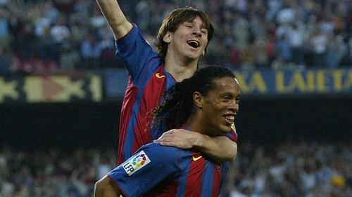 15 років тому Мессі забив перший гол за Барселону