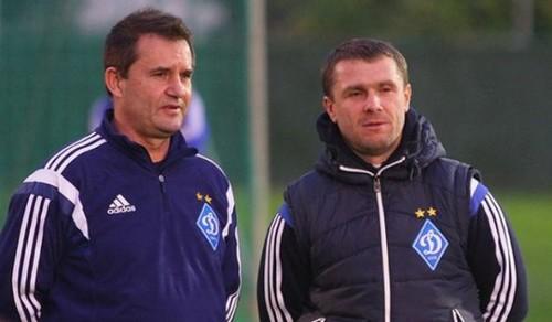 Рауль РИАНЧО: «Ребров бы вернул золотые медали в Киев»
