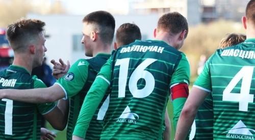 Чемпионат Беларуси. Рух в драматичном матче спас ничью