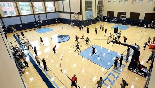 Первый клуб НБА возобновил тренировочный процесс