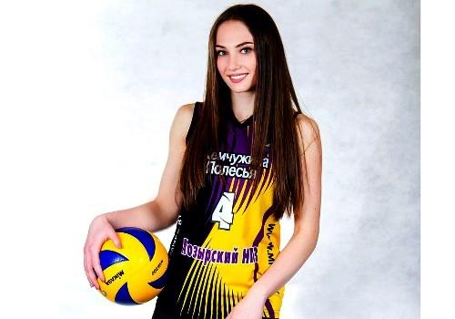 Самой красивой спортсменкой Беларуси стала волейболистка