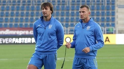 Андрей ШЕВЧЕНКО: «Главным специалистом по пенальти всегда был Шовковский»