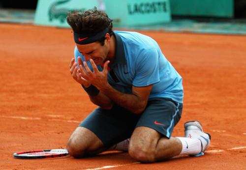 ВИДЕО. Десять моментов в теннисе, которые заставили плакать игроков и фанов