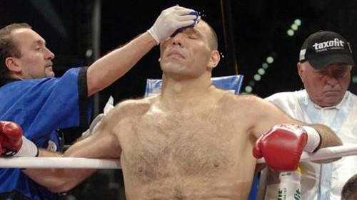 Валуев рассказал, почему не состоялся его бой с Виталием Кличко