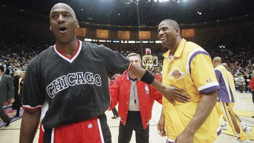 Майкл Джордан назвав двох найкращих розігруючих в історії