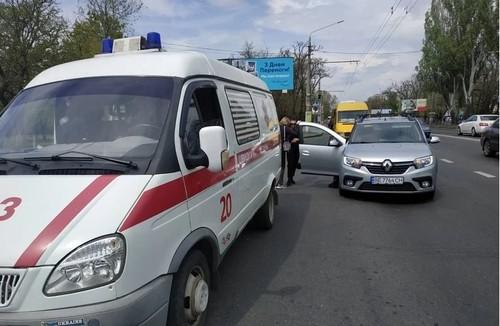 Известный украинский тренер по велоспорту умер за рулем своего автомобиля