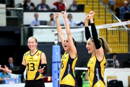 Визначена жіноча волейбольна команда мрії Європи за десятиріччя