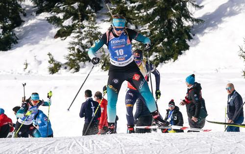 Анаис БЕСКОН: «Радует, что биатлон – не мусорка для лыжных гонок»