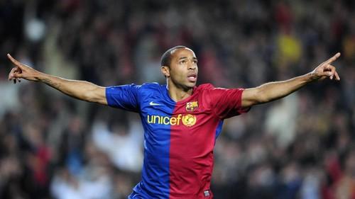 АНРІ: «В Арсеналі мені було легше, ніж в Барселоні. У мене була свобода»