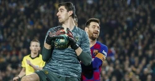 Тибо КУРТУА: «Реал обыграл Барселону. Нечестно отдать им титул»