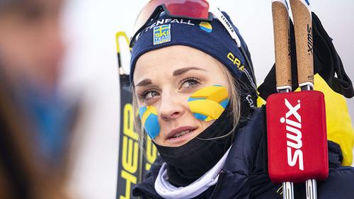 Нильссон может совмещать биатлон с лыжными гонками