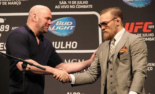 Макгрегор хочет драться в июне