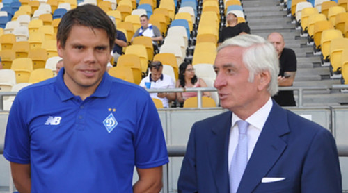 ВУКОЕВИЧ: «Цыганков и Миколенко через 2-3 года могут играть в любом гранде»