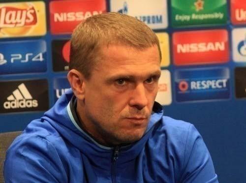 Суркіс хоче повернути Реброва в Динамо, Усик не відповів президенту