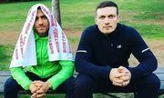 Усик і Ломаченко потрапили до бази Миротворця