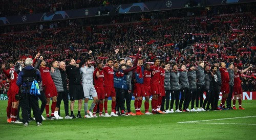ВИДЕО. Как Ливерпуль отыграл выездное поражение 0:3 против Барселоны