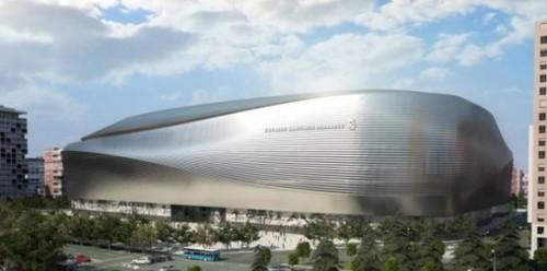 Мбаппе и новый стадион Сантьяго Бернабеу - основа плана президента Реала