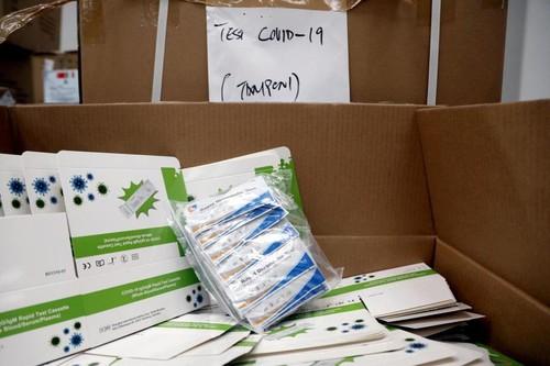 Принят закон о массовом тестировании украинцев на коронавирус