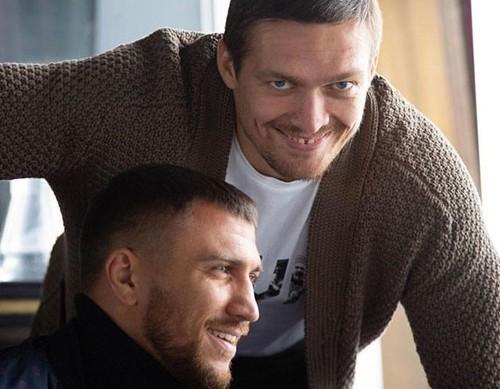 Усик и Ломаченко в базе Миротворца, Бундеслига возвращается 16 мая