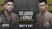 Генрі Сехудо – Домінік Крус. Прогноз і анонс на бій UFC 249