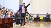 Тренер БК Тернополь: «Хотелось бы выступать в Суперлиге»