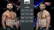 UFC 249. Каттар нокаутував Стівенса