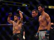 «Від нього пахло алкоголем», - екс-чемпіон UFC про роботу рефері