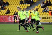 Вітебськ – Шахтар – 0:0. Огляд матчу