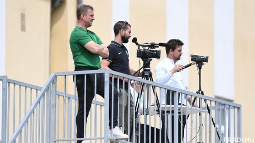 Сергей РЕБРОВ: «Попробуем набрать форму к первому матчу 23 мая»