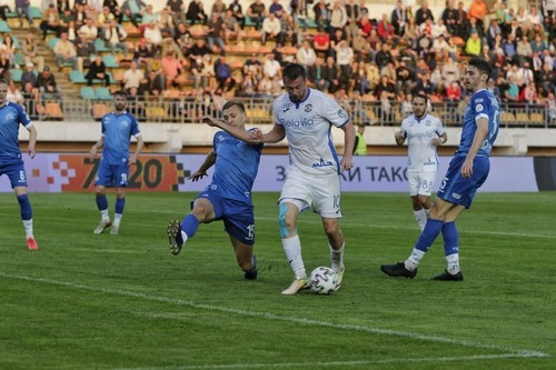 Динамо-Брест – Динамо Минск – 2:1. Текстовая трансляция матча